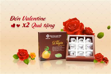 Ấn tượng quà Valentine độc đáo trong mùa yêu
